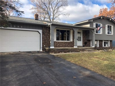 3593 Tara Drive, Highland Twp, MI 48356 - MLS#: 218087796