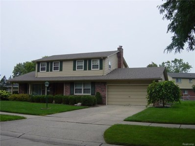 16691 Woodside Street, Livonia, MI 48154 - MLS#: 218087807