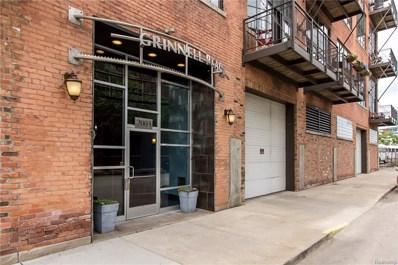 2003 Brooklyn Street UNIT 410, Detroit, MI 48226 - MLS#: 218087819