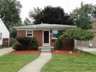 24347 Annapolis Street, Dearborn Heights, MI 48125 - MLS#: 218087939