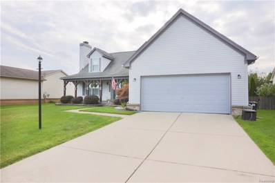 45539 Brookside South Drive, Macomb Twp, MI 48044 - MLS#: 218087987