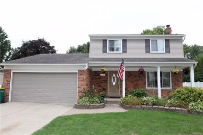 34724 Channing Way, New Baltimore, MI 48047 - MLS#: 218088041