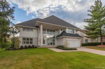 4128 Autumn Ridge Drive, West Bloomfield Twp, MI 48323 - MLS#: 218088084