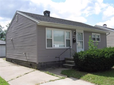 856 E Barrett Avenue, Madison Heights, MI 48071 - MLS#: 218088098