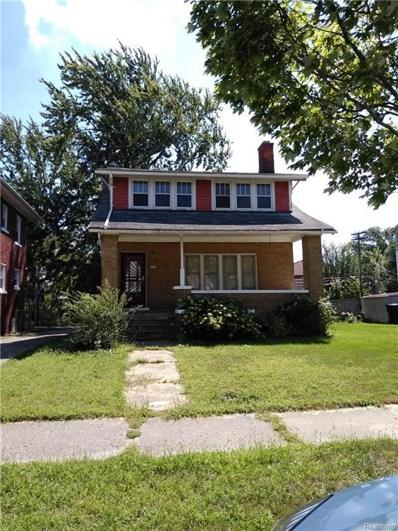 1975 Collingwood Street, Detroit, MI 48206 - MLS#: 218088117