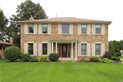 6295 Carpathian Court, West Bloomfield Twp, MI 48324 - MLS#: 218088126