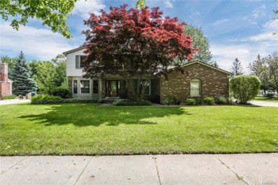 996 Springfield Court, Northville, MI 48167 - MLS#: 218088143