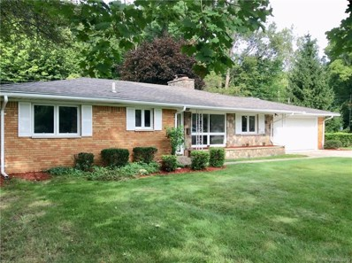 24885 Lakeland Street, Farmington Hills, MI 48336 - MLS#: 218088150
