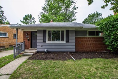 2507 Ferncliff Avenue, Royal Oak, MI 48073 - MLS#: 218088187