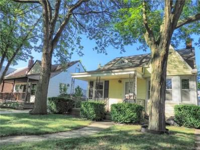 20445 Washtenaw Street, Harper Woods, MI 48225 - MLS#: 218088293