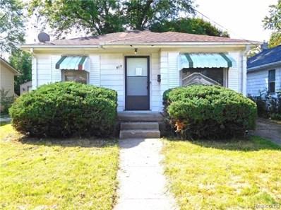 972 Barney Avenue, Flint, MI 48503 - MLS#: 218088374
