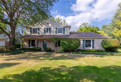 11200 Academy Court, Plymouth Twp, MI 48170 - MLS#: 218088409