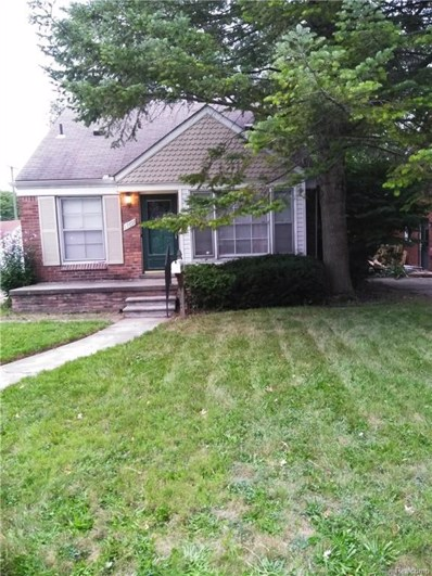 17697 Wormer, Detroit, MI 48219 - MLS#: 218088473