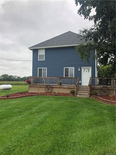 4985 County Farm Rd., Lexington Twp, MI 48422 - MLS#: 218088520