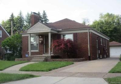 15094 Garfield Avenue, Allen Park, MI 48101 - MLS#: 218088582