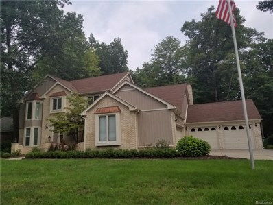 13887 Woodsett Court, Shelby Twp, MI 48315 - MLS#: 218088590