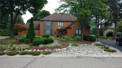 4469 Tanbark Street, West Bloomfield Twp, MI 48302 - MLS#: 218088638