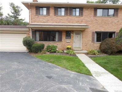 134 E Hickory Grove Road, Bloomfield Hills, MI 48304 - #: 218088670