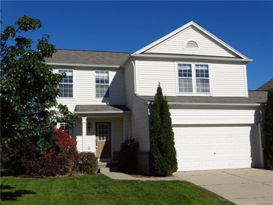 5184 Meadow Crest Circle, Grand Blanc Twp, MI 48442 - MLS#: 218088681