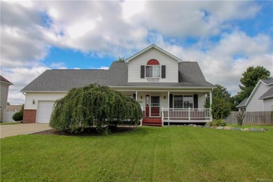 321 Courtneys Place, Lapeer, MI 48446 - MLS#: 218088795
