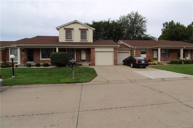 28049 Pine Tree Lane, Harrison Twp, MI 48045 - MLS#: 218088797