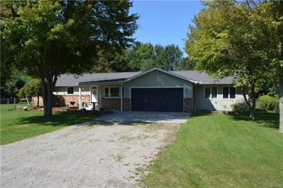 4052 Elaine Avenue, Port Huron Twp, MI 48060 - MLS#: 218088884