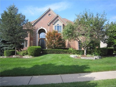 48783 Stoneridge Drive, Northville Twp, MI 48168 - MLS#: 218088894