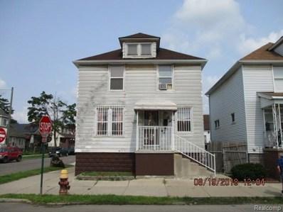 7762 Pitt Street, Detroit, MI 48209 - MLS#: 218088928
