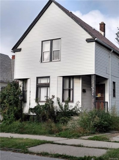3034 Williams Street, Detroit, MI 48216 - MLS#: 218088970