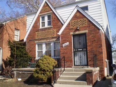16614 Stansbury Street, Detroit, MI 48235 - MLS#: 218088976