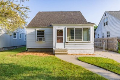 2303 E 4TH Street, Royal Oak, MI 48067 - MLS#: 218088992