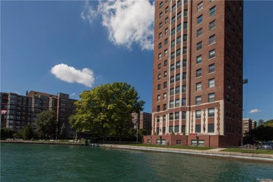 8162 E Jefferson Avenue UNIT 17B, Detroit, MI 48214 - MLS#: 218088997