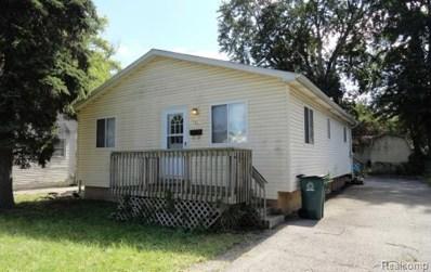 101 W Granet Avenue, Hazel Park, MI 48030 - MLS#: 218089013