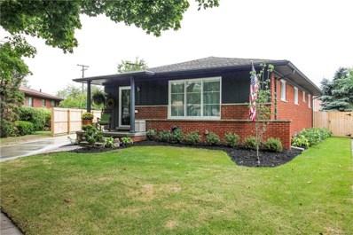 3849 Hillside Court, Royal Oak, MI 48073 - MLS#: 218089031
