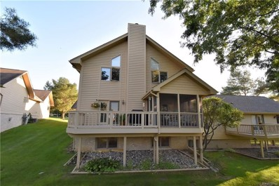 4509 Hawkcrest Circle, Grand Blanc Twp, MI 48439 - MLS#: 218089058