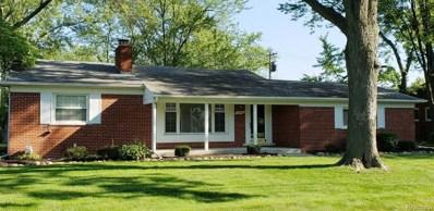 31766 Wayburn Street, Farmington Hills, MI 48334 - MLS#: 218089080