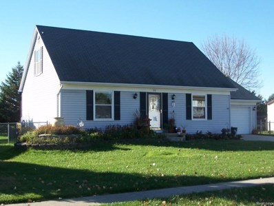 718 Metcalf Drive, Imlay City, MI 48444 - MLS#: 218089128