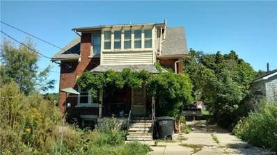 357 Marlborough Street, Detroit, MI 48215 - MLS#: 218089141