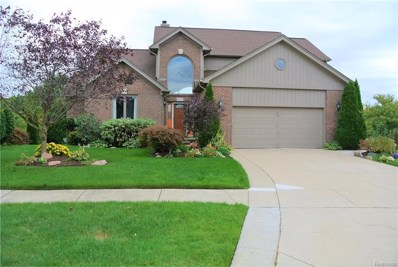 42220 Shulock Drive, Clinton Twp, MI 48038 - MLS#: 218089155