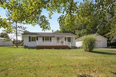 5280 Cedar Lake Road, Marion Twp, MI 48843 - MLS#: 218089206
