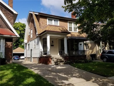16561 Parkside Street, Detroit, MI 48221 - MLS#: 218089230