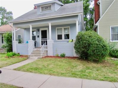 321 E Saratoga Street, Ferndale, MI 48220 - MLS#: 218089241