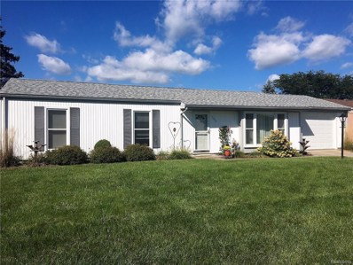 553 Leveque Circle, Frenchtown Twp, MI 48117 - MLS#: 218089264