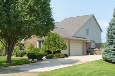 25675 24 Mile Road, Chesterfield Twp, MI 48051 - MLS#: 218089287