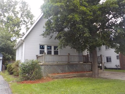 425 Burroughs Avenue, Flint, MI 48507 - MLS#: 218089294