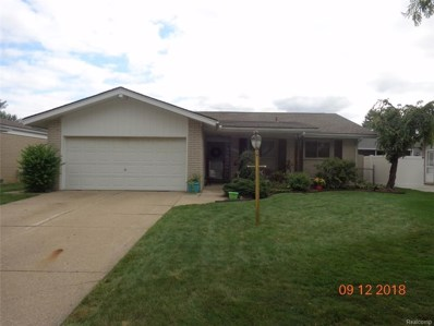 12166 Chevelle Drive, Sterling Heights, MI 48312 - MLS#: 218089334