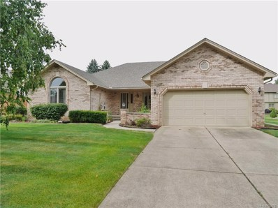1537 Merriweather Drive, Troy, MI 48085 - MLS#: 218089341