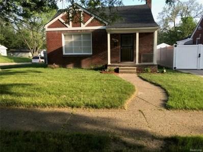22401 Kendall Street, Detroit, MI 48223 - MLS#: 218089350
