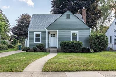 1804 E Hudson Avenue, Royal Oak, MI 48067 - MLS#: 218089474