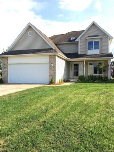 10728 Marquedat Drive, Grass Lake Twp, MI 49240 - MLS#: 218089475